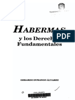 Habermas y Los DF