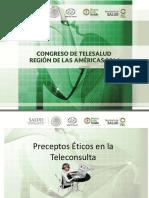 Preceptos Eticos en La Teleconsulta