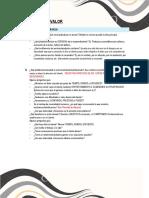 Guia de Emprendimiento - Propuesta de valor. Nara Corvalan