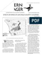 March-April 2009 Western Tanager Newsletter - Los Angeles Audubon