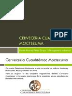 Cervecería Cuauhtémoc Moctezuma