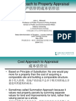 254_Cost Approach to Property Appraisal0513_huang