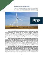 Martin Ryle - Nhà tương lai học năng lượng