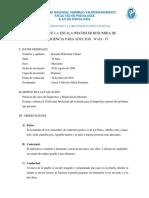Informe Total Wais IV Resumido