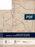Archivos en Chile. Miradas, Experiencias y Desafios
