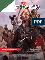 41 Unearthed Arcana - Opções de Classes Revisadas