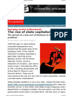 The Economist - I 21 2012 -- The Rise of State Capitalism
