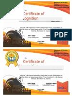Certificate Photojournalism 2018