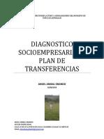 diagnostico socioempresarial ASPROLGAN