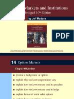 10 Options Markets