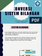 01 - Sistem Konversi Bilangan