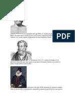 Historia de La Electrostatica