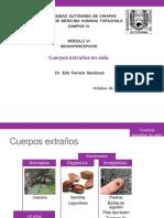 Cuerpos Extraos en Odo y Otitis Externa 160213152223
