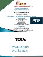 Exposición Grupo 4 Evaluación Educativa Auténtica 1.pptx
