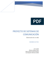 Reporte de Comunicación