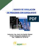 Curso Basico de Aspen Hysys.pdf