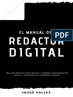 manual del redactor digital