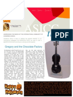 ASICC newsletter, Vol 1, Issue 4