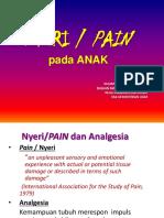 Pain in Pediatric Ppdgs-kga