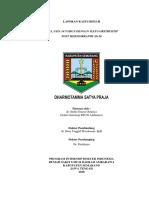 Laporan Kasus Ileus Obstruktif - Dr. Stella Gracia O