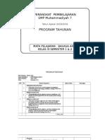 [5] ProTa Bahasa Arab Kls IX.doc