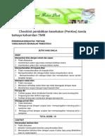 Checklist pendidikan kesehatan (PenKes) tanda bahaya kehamilan TMIII _ Jurnal Bidan Diah.pdf