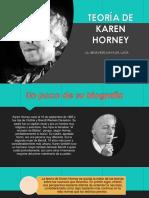 Teoría de Karen Horney