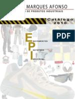 EPI 2010 - MMA Comércio de Produtos Industriais