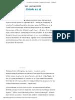 El Cuento de La Criada en El Congreso _ en Reclamo ... _ Página12