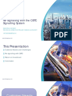 IRSE CBTC Conference  - 2016 Toronto - Shantilal Morar - Thales Re-signalling with the CBTC Signalling System- Rev01.pdf