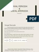 Periodik Dan Aperiodik