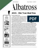 January-February 2009 The Albatross Newsletter ~ Santa Cruz Bird Club