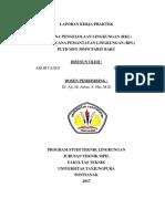 299212581 Laporan Kerja Praktek PLTD Tello Makassar
