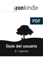 Kindle User's Guide, 5th Edition_Spanish