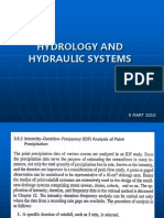 5 Maret 2010_Hydrology and Hydraulic Systems
