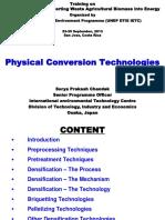 3. Physical Conversion Technologies Surya Chandak