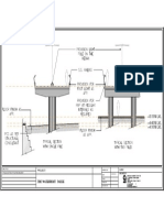 Typ Section Floating Walkway_ Railing