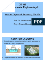Lec 4- Aerated Lagoons & Secondary Clarifier [Compatibility Mode]
