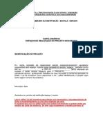 Carta de Anuência Modelo