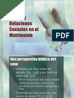 12 Pureza y Relaciones Sexuales en El Matrimonio
