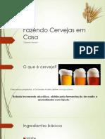Cervejas Caseiras