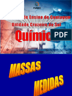 9 Calculos e Massas