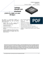 DS_FT602Q IC Datasheet