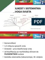 323624559 Ostalo 1 Bioraznolikost i Sistematika Zivoga Svijeta