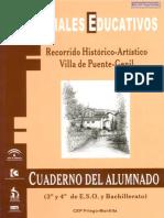 Cuaderno Del Alumno (Historia Del Arte - Pte. Genil)