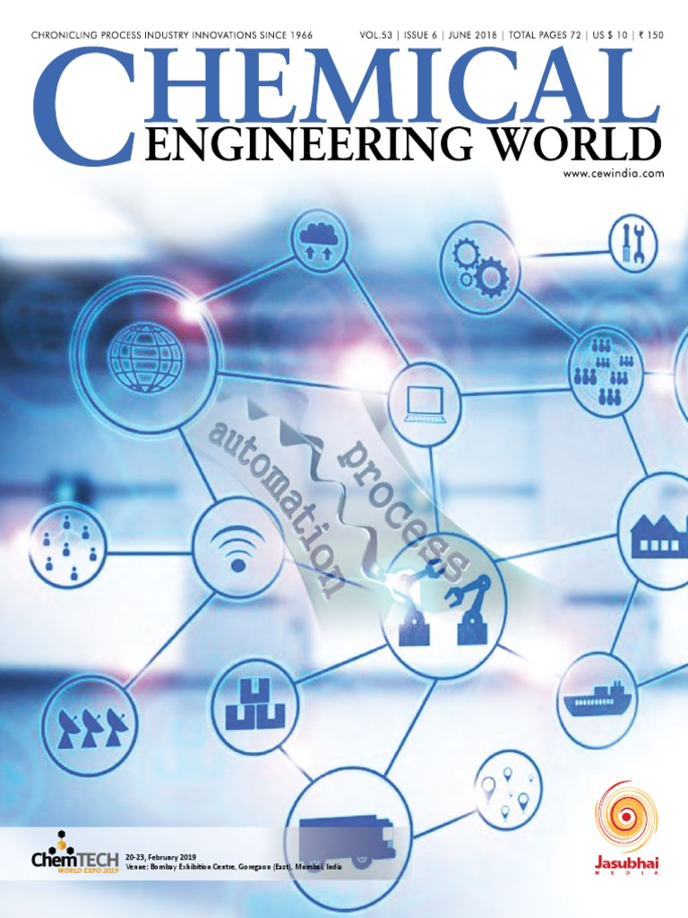 Chemical Engineering World - July 2018 | Artificial Intelligence