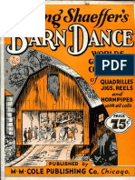 Arling Shaeffer's Barn Dance
