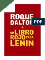 Un Libro Rojo Lenin