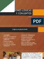 Proposiciones Lógicas y Conjuntos [Autoguardado]