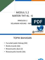 6. RINOLOGI  2 - MODUL 5.2 - KELAINAN HIDUNG - INFEKSI.pdf